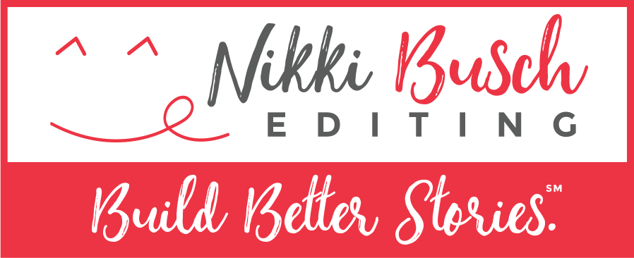 Nikki Busch Editing