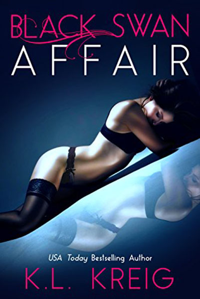Black Swan Affair by K.L. Kreig, edited by Nikki Busch Editing