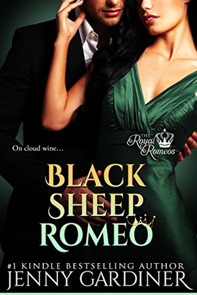 Black Sheep Romeo by Jenny Gardiner, edited by Nikki Busch Editing