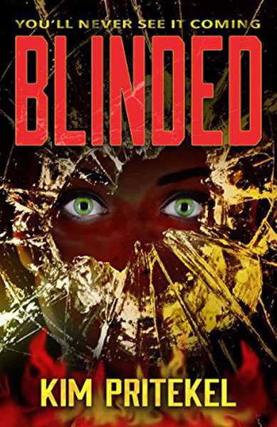 Blinded by Kim Pritekel, edited by Nikki Busch Editing