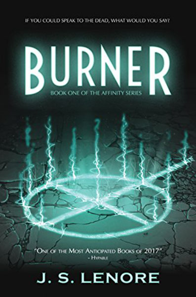Burner by J.S. Lenore, edited by Nikki Busch Editing