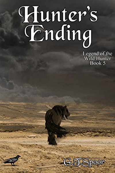 Hunter's Ending by G.T. Spoor, edited by Nikki Busch Editing