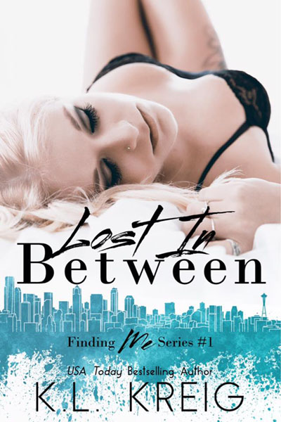 Lost in Between by K.L. Kreig, edited by Nikki Busch Editing