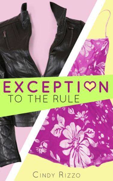 Exception to the Rule by Cindy Rizzo, edited by Nikki Busch Editing