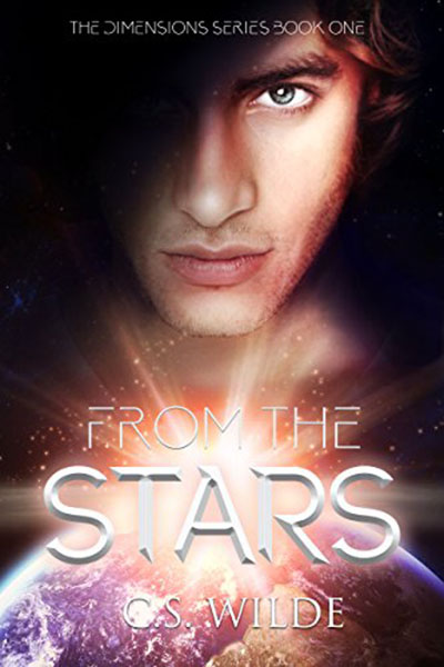 From the Stars by C.S. Wilde, edited by Nikki Busch Editing
