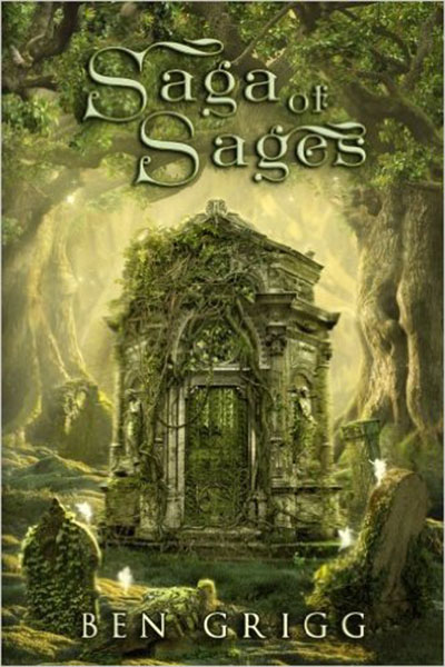 Saga of Sages by Ben Grigg, edited by Nikki Busch Editing