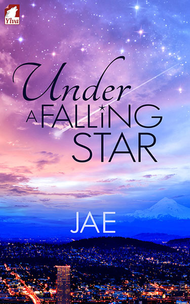 Under a Falling Star by JAE, edited by Nikki Busch Editing