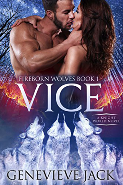Vice by Genevieve Jack, edited by Nikki Busch Editing