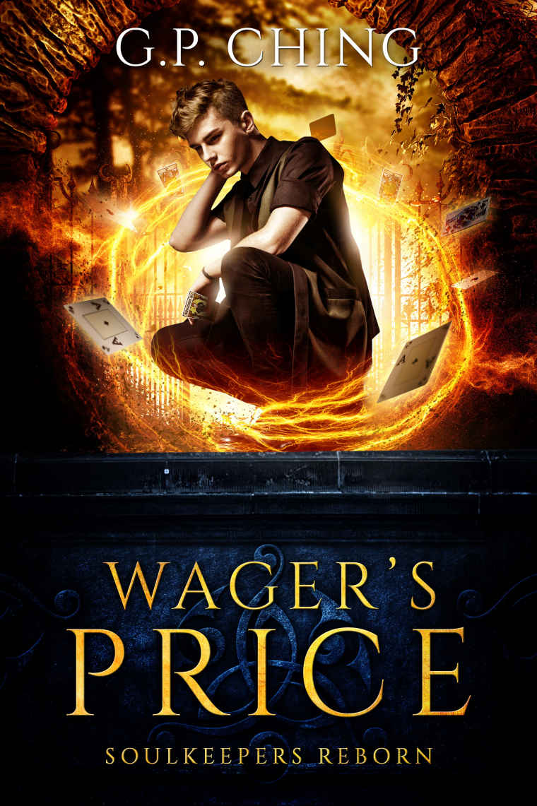 Wager's Price by G. P. Ching, edited by Nikki Busch Editing